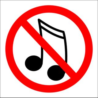 No-music